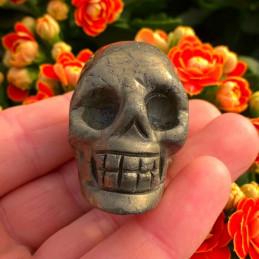 Pyrit_skull