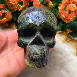 Drageblods_jaspis_skull